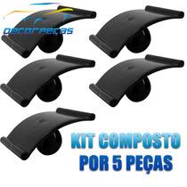 Kit Grampo Forro Capo Vectra Astra Tigra 5 Pcs Original Gm
