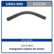 Mangueira Respiro Motor Fi 4.325.393 Uno:1984a1990