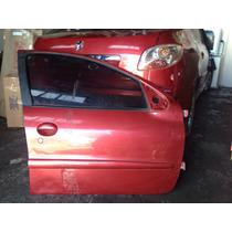Vidro Porta Peugeot 206 207 Hatch Passion Dianteiro Direito
