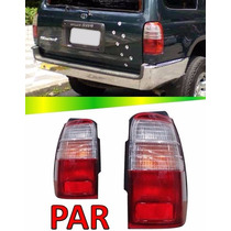 Par Lanterna Toyota Hilux Sw4 1996 1997 1998 1999 2000
