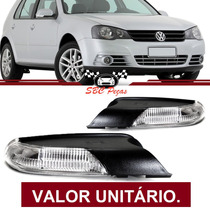 Pisca Retrovisor Golf Polo 2008 2009 2010 2011 Novo Original