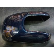 Capa Retrovisor Uno 2011/15 Way Vivace Original Azul Metalic