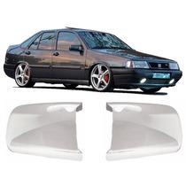 Par Capa Cromada De Retrovisor Fiat Tempra 1992 A 1997