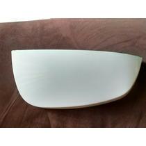 Capa Retrovisor Celta Prisma Meriva Esquerda (branca).
