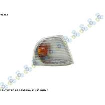 Lanterna Dianteira Le/ld Ht Cristal Santana 91/95