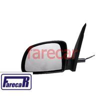 Espelho Retrovisor Controle Por Alavanca Gm Meriva 2002-2011