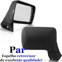 Par Retrovisor Fix Passat 83 84 85 86 87 88 89 Frete Grátis