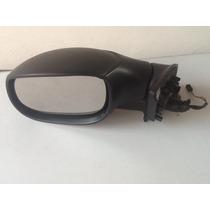 Espelho Retrovisor Citroen C3 Lado Esquerdo Eletrico Usado