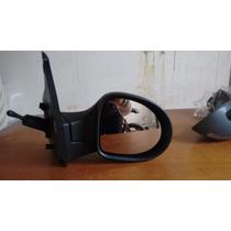 Espelho Retrovisor Renault Clio 012 13 14 015 Manual Direito