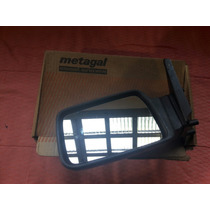 Retrovisor Escort Original Ford Metagal Esquerdo Fixo