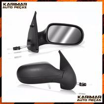 Espelho Retrovisor Fiat Palio / Strada * Novo *