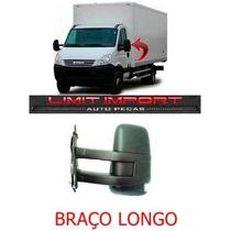 Retrovisor Iveco Daily Esquerdo 08 2009 2010 2011 2012 2013