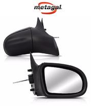 Retrovisor Corsa 94/00 Classic Ate 2010 2/4p C/contr Metagal