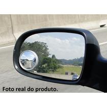 Espelho Retrovisor Auxiliar Convexo Universal Cromado