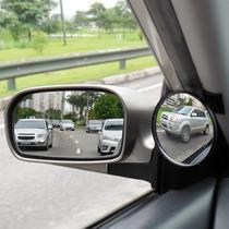 Espelho Auxiliar Convexo Que Elimina Ponto Cego + Segurança