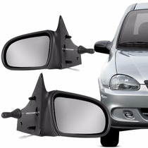 Par Retrovisor Corsa Classic 94 97 00 03 06 07 10 12 Manual