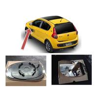 Lente Com Base Espelho Novo Palio 12a14 Original Motorista