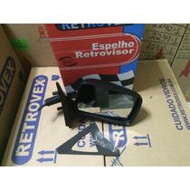 Retrovisor Escort Verona 92 93 94 95 96 Com Controle Manual