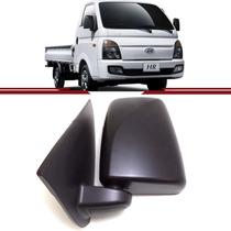 Retrovisor Hyundai Hr 2005 À 2012 Fixo, Esquerdo