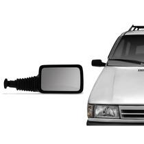 Retrovisor Uno Elx Mille 85/95 Prêmio Elba 85/88 Ld Fixo