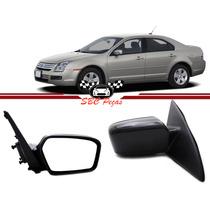 Retrovisor Ford Fusion 2006 2007 2008 2009 Elétrico Direito