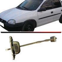 Limitador Porta Corsa 94/02 E Classic Até 2011 Sem Lado