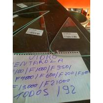 Vidro Da Ventarola Ou Quebra Vento F1000/f4000/ford Caminhao