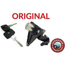 Cilindro Botão Porta Mala Elétrico Chave Corsa Hatch 94/02