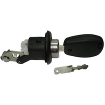 Fecho (maçaneta) Porta Malas C/chaves(mecânica) Sandero