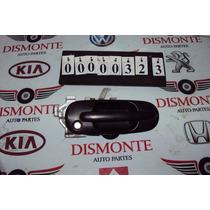 Maçaneta Porta Dianteira Direito Honda Crv Ano 99/04