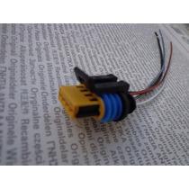 Conector Do Sensor Marcha Lenta Novo Vw Motor Ap Injeção Mi