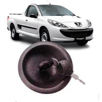 Tampa Tanque Combustivel Peugeot Hoggar Com Chave