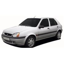Kit Limpador Parabrisa Dianteiro+traseiro Ford Fiesta 96/02.
