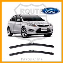 Kit Palheta Limpador Parabrisa Ford Focus 08/... Específica
