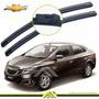 Palheta Silicone Chevrolet Prisma 2013/... Original Rodo