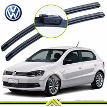 Limpador Para-brisa Slim Volkswagen Gol G6 Original Rodo