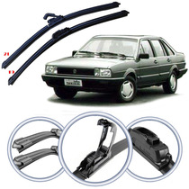 Kit Limpador Para-brisas Volkswagen Santana Cl 1984 Á 1997