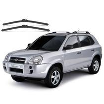 Jogo Palhetas Diant Limpador Parabrisa Hyundai Tucson 04-15