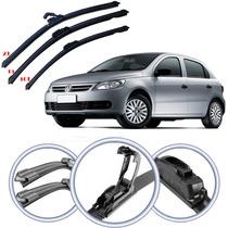 Kit Limpador Para-brisas Volkswagen Gol G5 2011/...