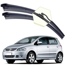 Par Palhetas Dianteiras Volkswagen Fox 2003 Até 2012