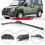 Palheta Limpador Parabrisa Fiat Doblo 01 A 09 Idea Uno