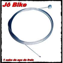 Cabo P/bike Bicicleta Aço Zincado 1,4m X 3,00mm ,1 Peça