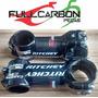 Mesa/avanço Ritchey Wcs Carbono + Al - 80mm - Nova