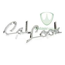 Emblema Callook Cal Look Fusca Kombi - Vintagewagen