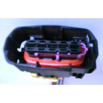 Conector Do Sensor Medidor Fluxo De Ar Marea 2.4 20v Alfa