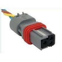 Soquete Plug Conector Sensor Temperatura Palio/siena/strada