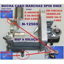 Reparo Cabos Marcha Cobalt/onix/spin/prisma Apos 2013