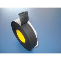 Fita Isolante Tecido Anti Chama Rl 20mt P/ Chicote 05 Unid.