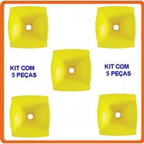 Corneta Dh 200 Lc 07 Kit Com 5 Peças Automotiva Cd /dvd