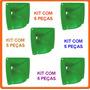 Corneta Dh 200 Lc07 Kit Com 5 Peças Verde Automotiva Cd /dvd